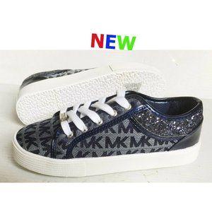 NEW ✨ MK Canvas Top ✨Glitter Fashion Sneakers
